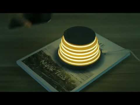 Collapsible wireless charger (with color changing mood light)