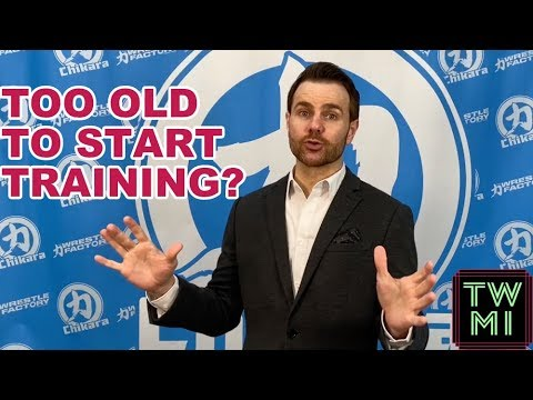 Too Old to Start Training?