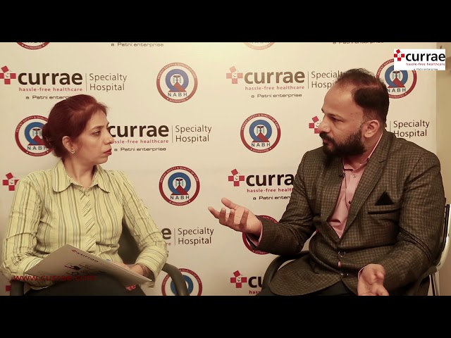 What Is Tingling Numbness and What Are Its Causes? - Dr. Shailendra Patil | Currae Hospital