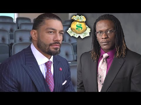 10 WWE Wrestlers Richer Than You Thought - Roman Reigns, R-Truth & More