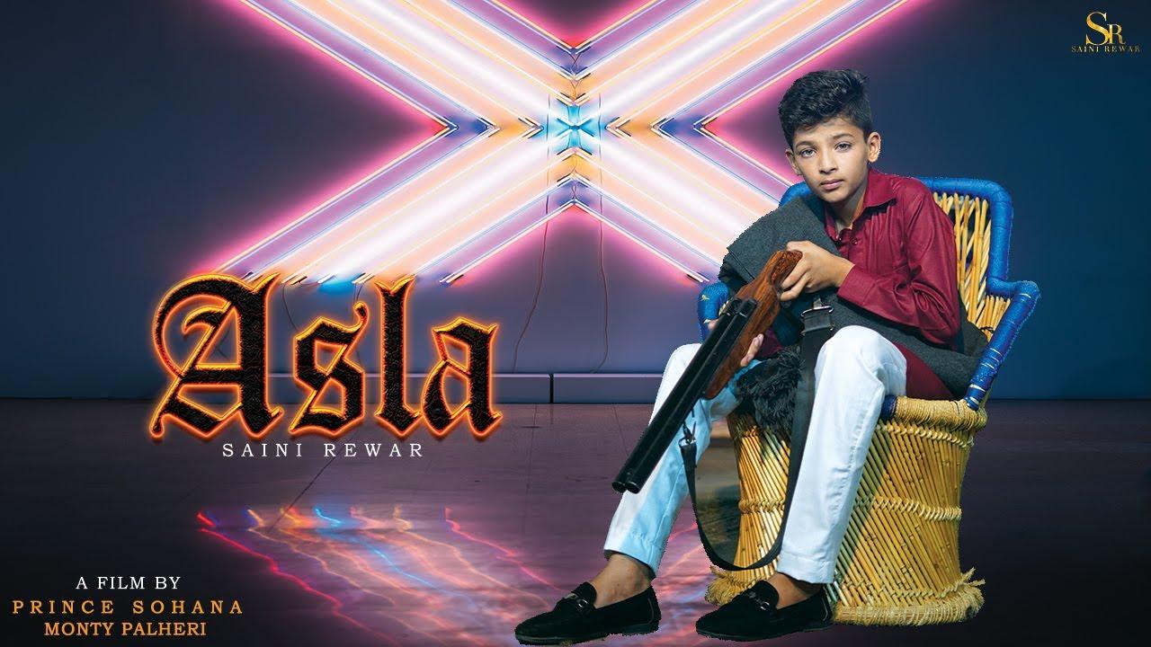 Download ASLA : Saini Rewar (Official Video) - New Punjabi Song 2021 - Latest Punjabi Songs 2021.