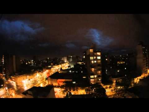 Storm in Rosario - Argentina. Sony AS30V timelapse