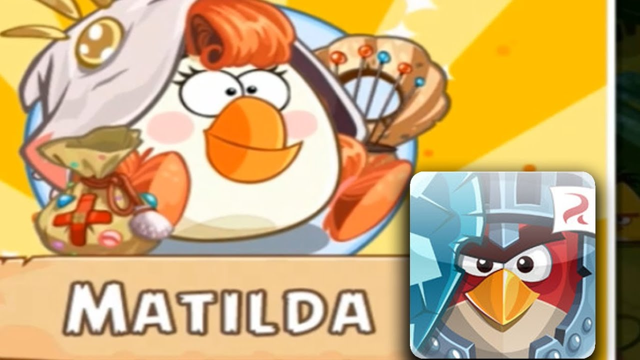 Angry Birds Epic: Saving Matilda! She's a Priest? [Part 3 ...
