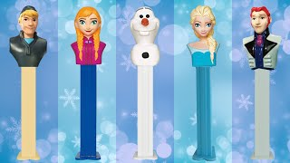 frozen pez dispenser finger family nursery rhyme frozen song parody daddy finger where are you