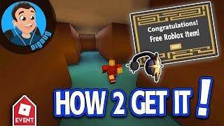 Here's how to get the North Star Headphones in Roblox Parkour Tag part of the ROBLOX LABYRINTH EVENT