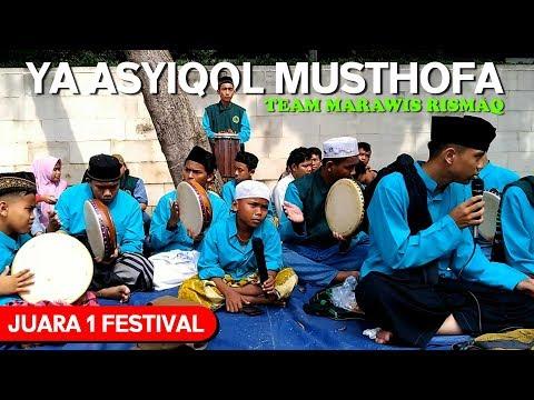 Ya Asyiqol Musthofa versi RismaQ, Juara 1 Festival
