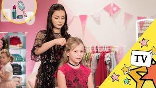 Jak zrobić ogon smoka na włosach? (My3 Kącik Piękna) My3 - TV dla Dzieci