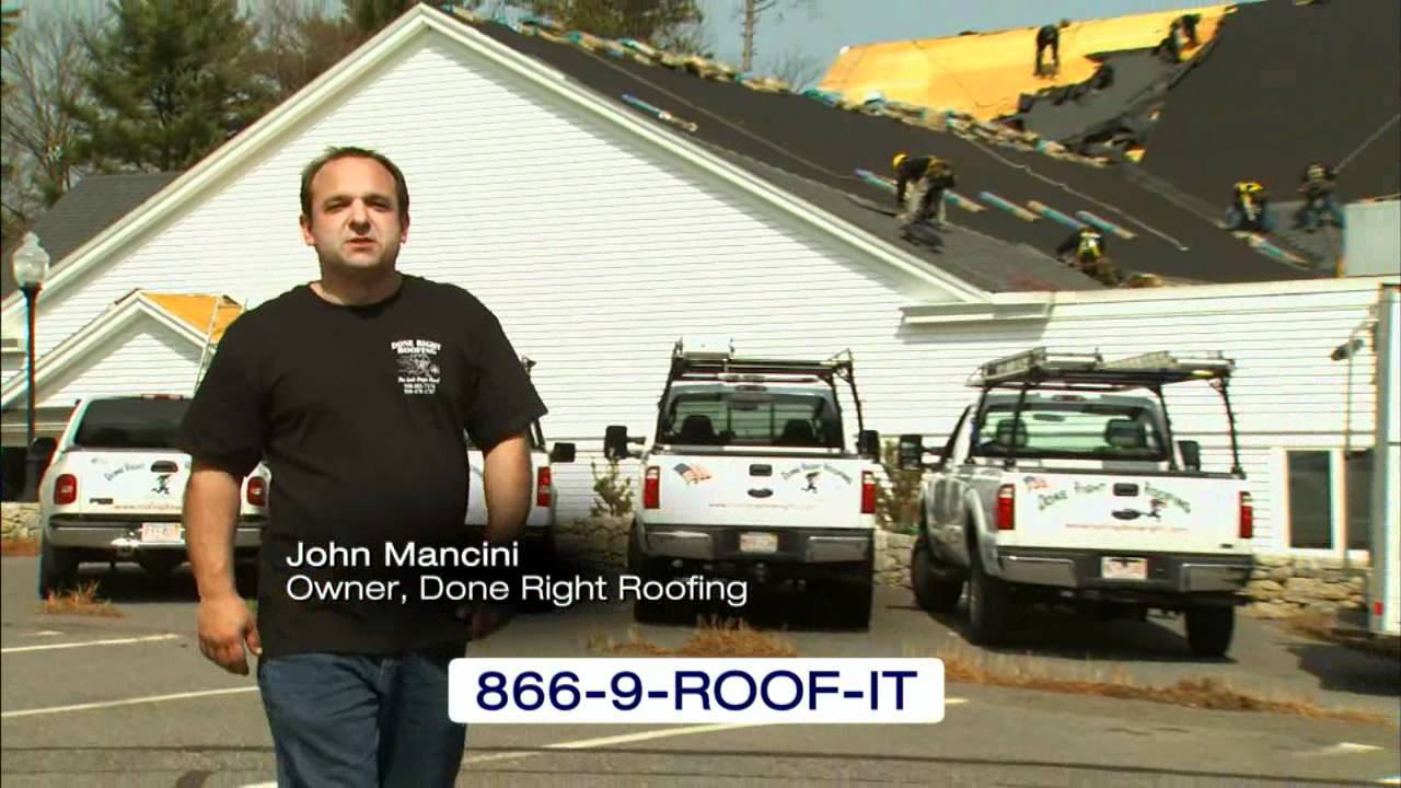 Done Right Roofing Commercial