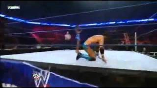 "WWE Justin Gabriel New Theme Song 2011 ""Feel The Power"""