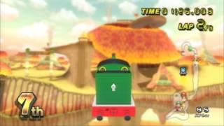 Mario Kart Wii: Thomas The Tank Engine V0.3-A