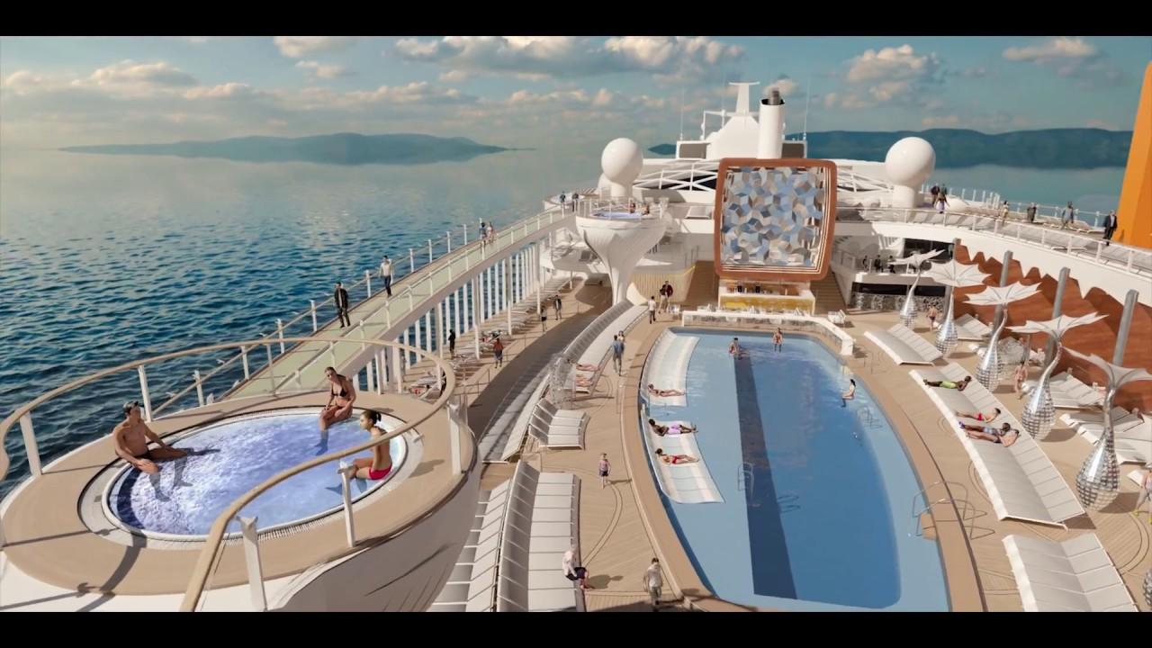 Rating of celebrity cruise ships