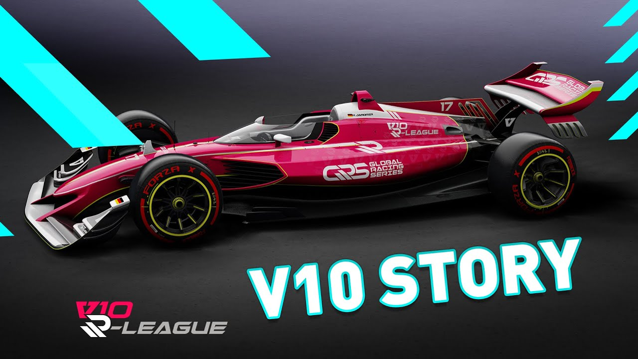 V10 R-League: The story behind the car