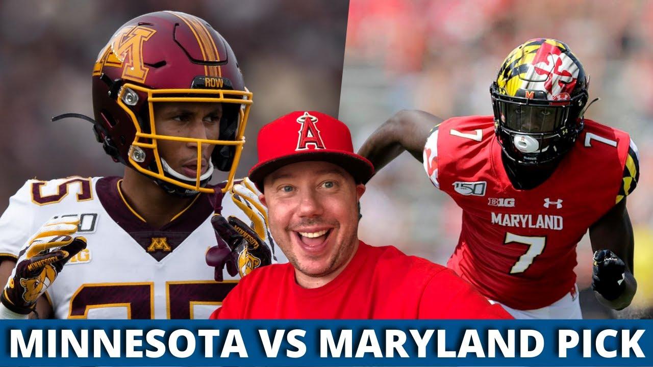 Minnesota vs. Maryland odds, line: 2020 college football picks ...