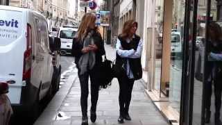 Paris Fall Street Style. Effortless Chic, C'est Chic. Part I.