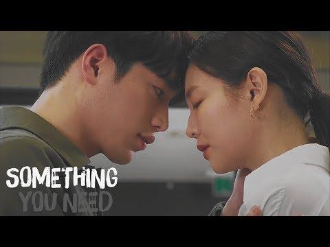 Joon Young ✘ Young Jae Kissing Scenes   SOMETHING YOU NEED