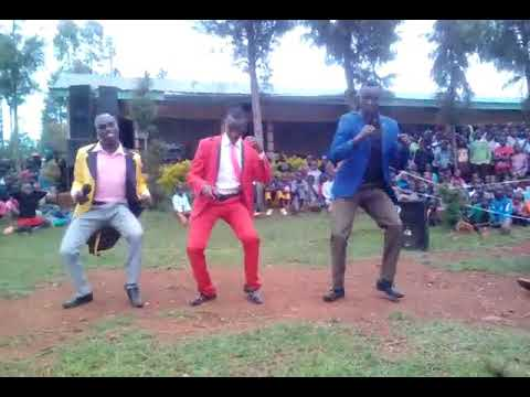 What A Show....jibambe