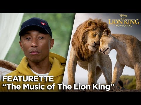 """The Music of The Lion King"" Featurette 