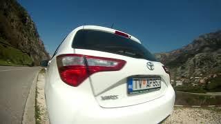 Обзор Toyota Yaris 2018