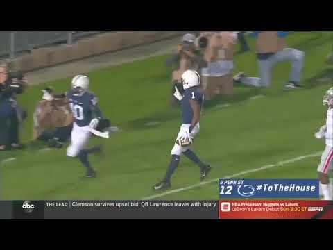 21 1 Mph For KJ Hamler  NFL Speed, And Then Some  PennState @PennStateFball