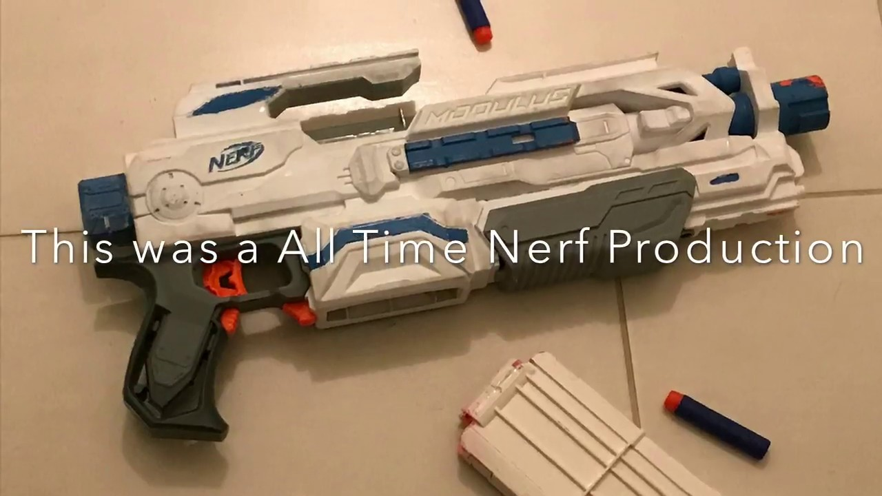 nerf modulud ecs 10 mod review youtube
