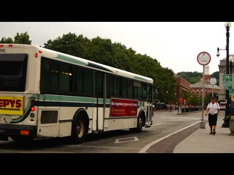 [Rhode Island Public Transit Authority] Some Bus Action In Downtown Providence
