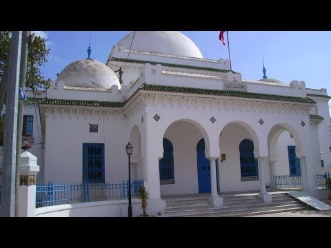 Tunesien - Enfidha - ehemalige Kolonialstadt in Tunesien