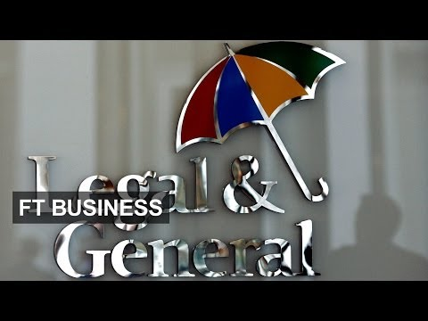 All systems go for Legal & General