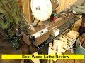 Top 3 Best Wood Lathe Review in 2019