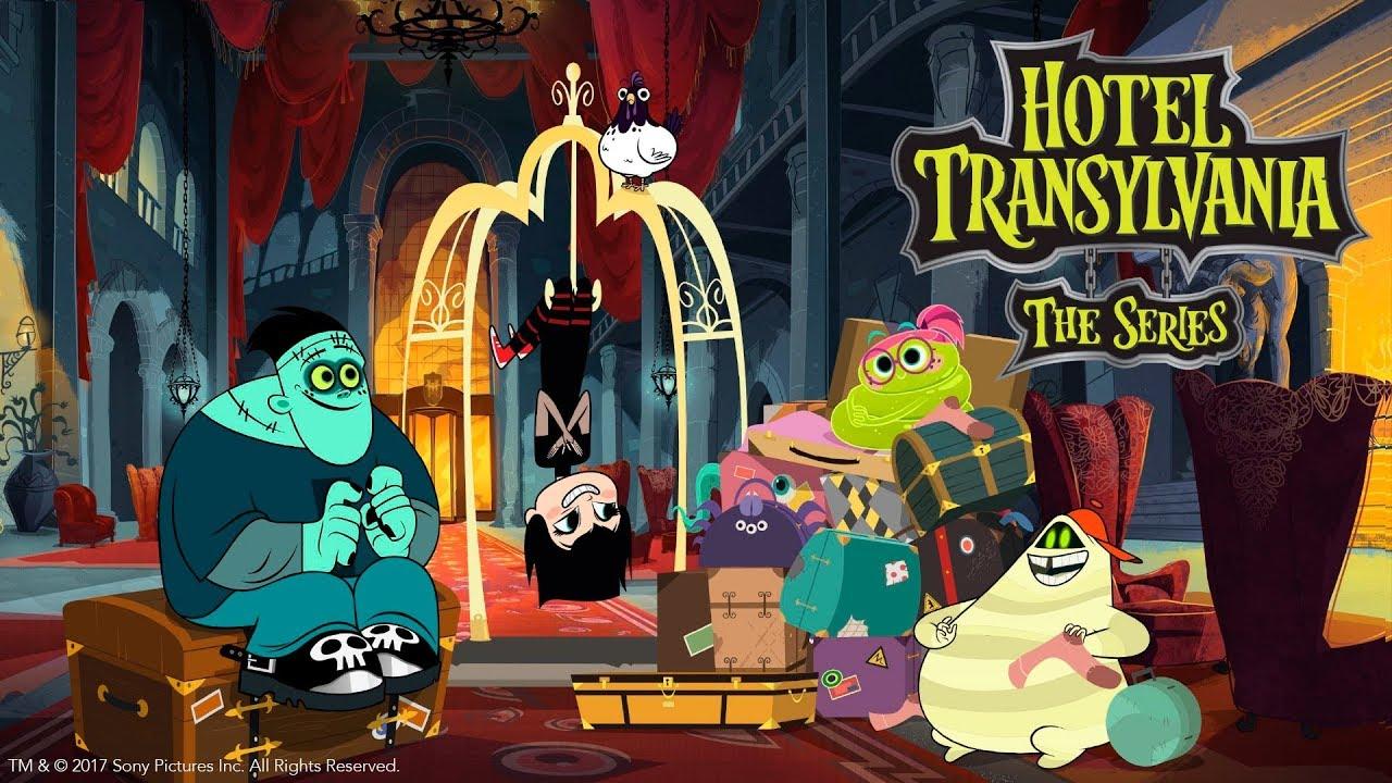 Hotel Transylvania - The Series Season 1 Episode 1 -9266