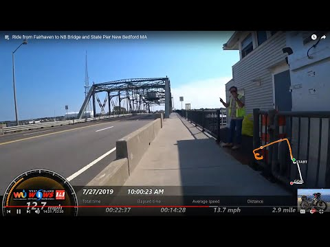 New Bedford Bridge 120 Years of  Facts