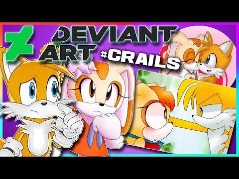 TAILS VS DEVIANTART | CREAM X TAILS