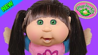 Cabbage Patch Kids Light-up Backpack & Shoes Twinkle Toes Skechers Toy Adoption Doll 2015