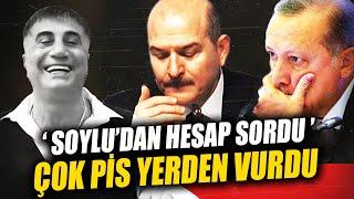 Süleyman Soylu'yu Topa Tuttu! Gizli Belgeler Ortaya Çıktı Sedat Peker İddiası Büyüyor Toplu İstifa..