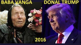 Lời tiên tri RÙNG RỢN của bà Vanga về Tổng thống Mỹ Donlad Trump