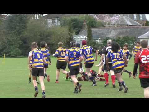 Old Ruts U15 vs London Welsh U15 ~ friendly