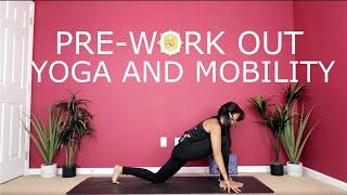 Pre-workout Yoga