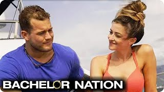 Are Tia and Colton back on? Making a late arrival to Paradise Colto...
