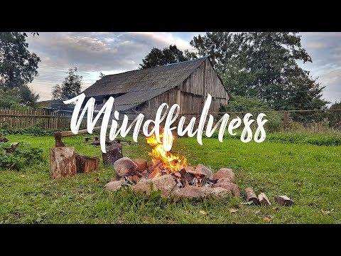 Crackling fire sound︱4K Video︱Nature/Meditation/Relax/Stress/Power/Energy/Health/Sleep/Music/HD