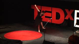 vuclip Not another cancer story: Brianna Mercado at TEDxBend