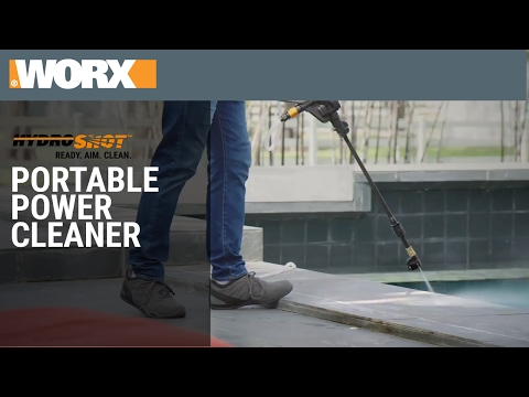 Hydroshot | Worlds 1st Portable Power Cleaner
