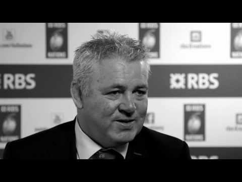 RBS 6 Nations Portraits - Warren Gatland