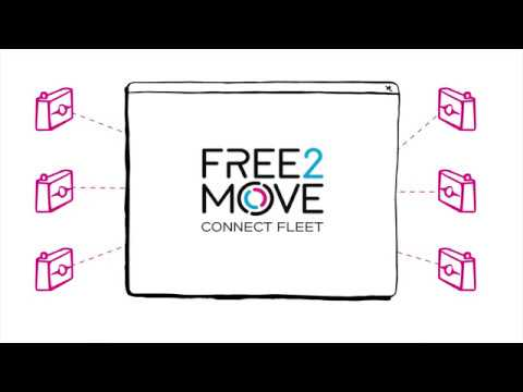 free2move connect fleet deu youtube. Black Bedroom Furniture Sets. Home Design Ideas