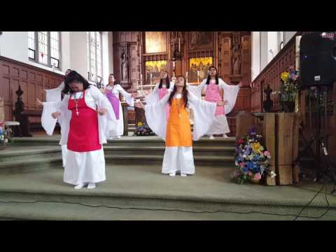 Heart of a servant (worship dance) conqueror london chapter