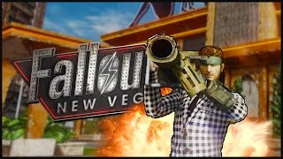 TAKING OVER TOWN - Fallout: New Vegas w/ Mods | Gameplay Montage