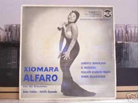 XIOMARA ALFARO - NOCHE DE RONDA