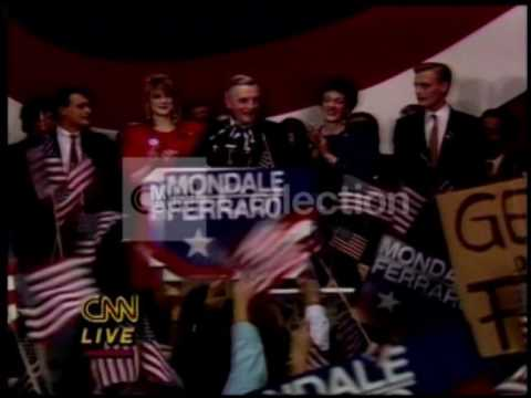 ELECTION 1984:MONDALE CONCESSION