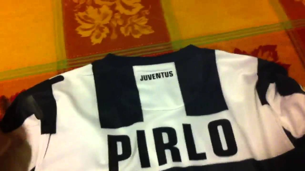 1136acfb7 Juventus 2013 Authentic Home Jersey - YouTube