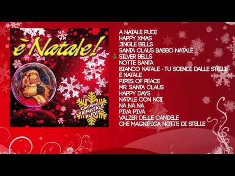 E' NATALE - Le più belle canzoni natalizie