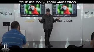 How I Create My Shots- a presentation from Profusion Expo 2016 by Jason Lanier