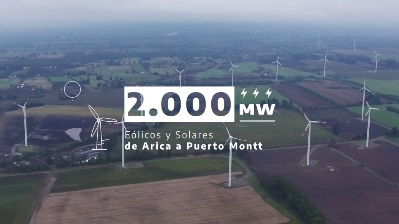 About Mainstream Renewable Power Chile (Spanish)
